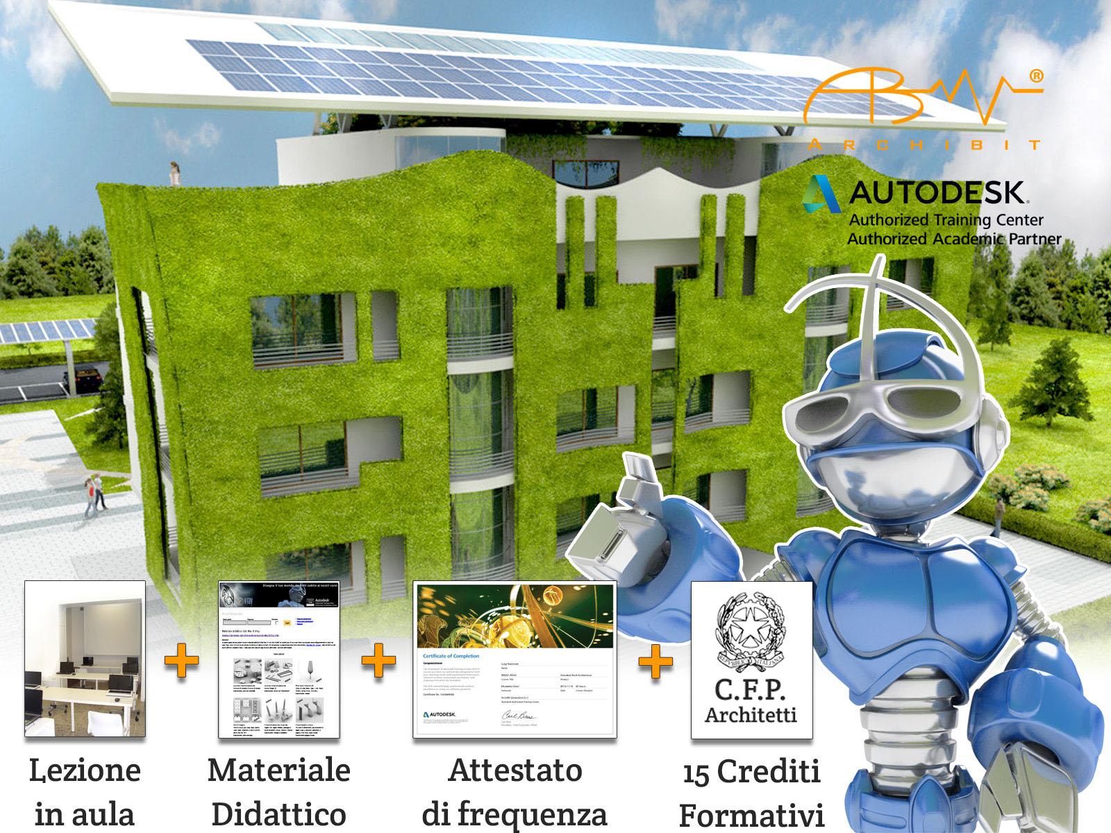 Corso Revit Base - Archibit Generation centro corsi Autodesk Roma