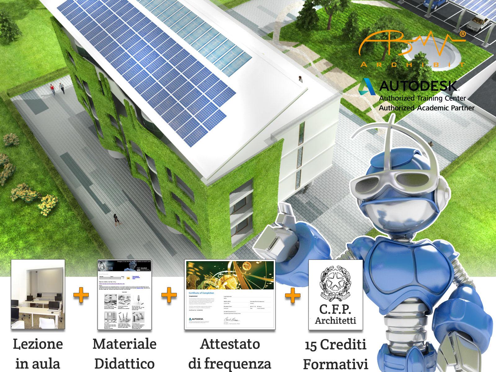 Corso Revit Avanzato - Archibit Generation centro corsi Autodesk Roma
