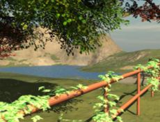 corso 3ds max completo creazione di paesaggi esterni e vegetazione con 3ds max e vray