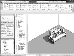 Lezioni private corso Autodesk Revit progettazione e creazione di Famiglie parametriche