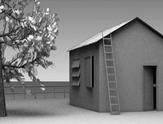 corso 3ds max e vray materiali vray e illuminazione ies fotometrica per architettura