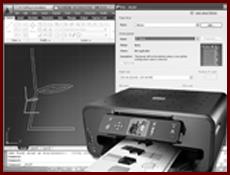 stampa e impaginazione CAD Corso certificato Autocad completo archibit centro corsi cad autodesk roma