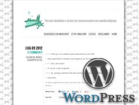 corso wordpress modellatore animatore 3d attestato qualifica professionale grafico multimediale regione lazio certificato esame adobe aca Photoshop premiere archibit generation roma