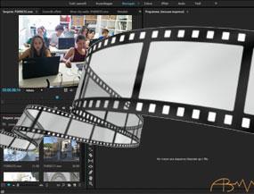 summer camp montaggio video premiere hi tech per ragazzi e ragazze - archibit centro corsi grafica summercamp roma nord