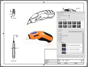 Rendering Cloud con Fusion 360 - Materiali fotorealistici e luci - Quotatura e impaginazione - Stampa 2D e 3D ed esportazione