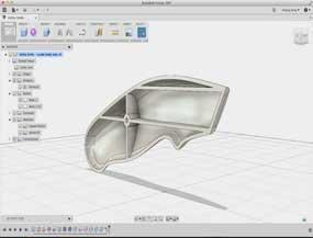 Vincoli di disegno e quote parametriche - modellazione 3D Fusion360 - Scultura digitale del modello
